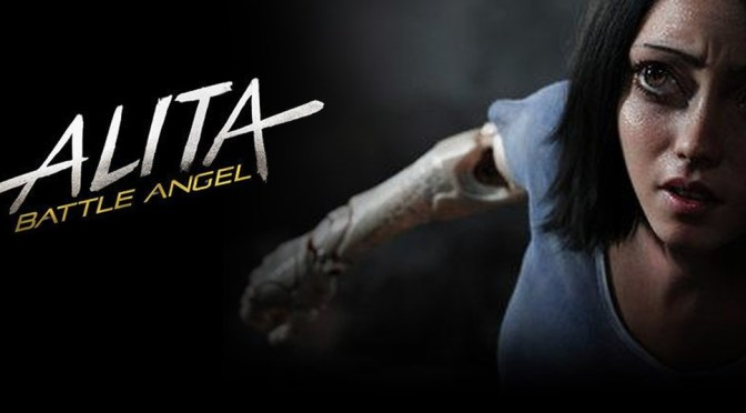 Se anuncia nuevo trailer de ALITA: Battle Angel