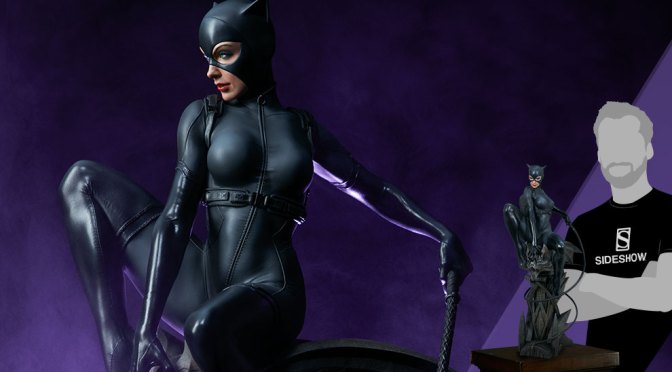 Buy Now Catwoman Premium Format Figure by Sideshow Collectibles Exclusive