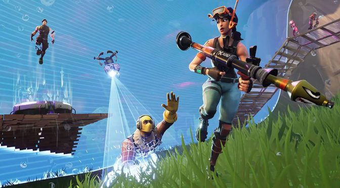 Fortnite Battle Royale esta disponible en formato fisico por primera vez