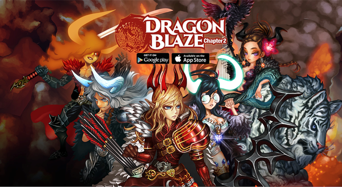 (C506) Dragon Blaze, un diamante en bruto en Google Play.