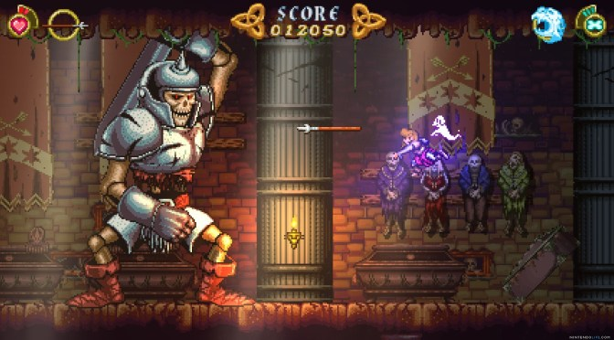 Review PS4 Battle Princess Madelyn, un regalo gamer/retro perfecto para navidad