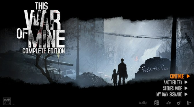 Nintendo Switch Review | This War of Mine: Complete Edition – La mejor versión del juego!