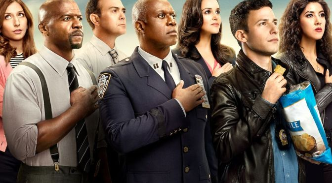 ¡Nueva temporada de Brooklyn Nine-Nine!