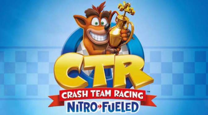 ¡Ya está aquí el trailer de lanzamiento para Crash Team Racing Nitro-Fueled!