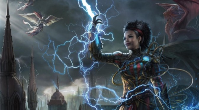 "DUNGEONS AND DRAGONS: Reseña del libro ""Guildmaster's Guide to Ravnica"""