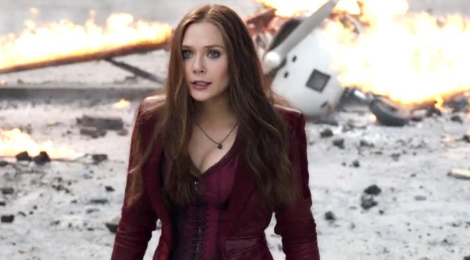 (C506) Rumor Sobre el posible titulo de Scarlet Witch en Disney+
