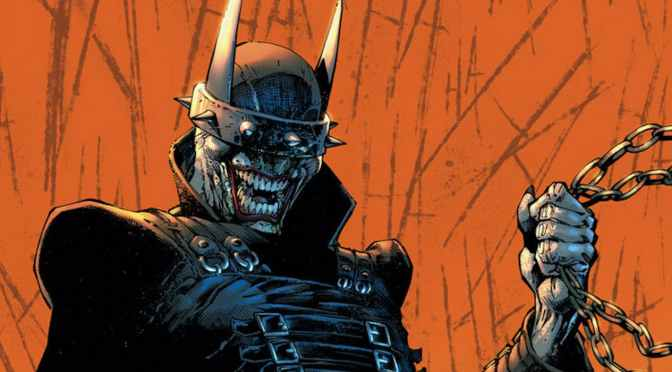 Batman Who Laughs: Joker + Batman en un solo personaje
