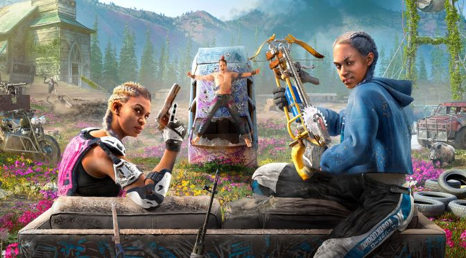(C506) Presentan Far Cry New Dawn