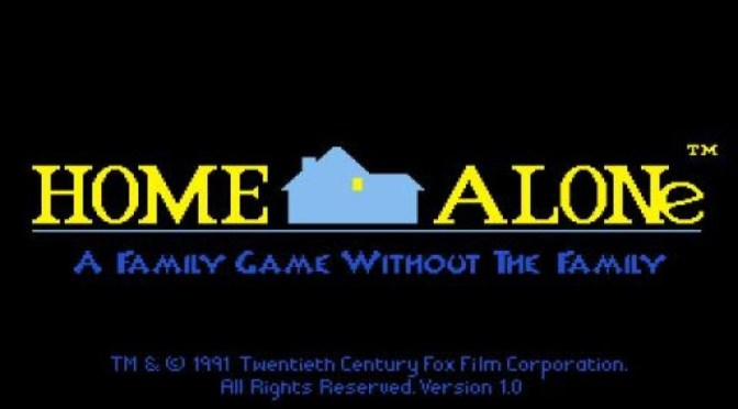 Retro Gaming: Home Alone (Mi pobre angelito) Multiplataforma
