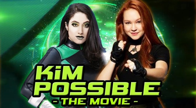 Sale a la Luz Tailer de Kim Possible