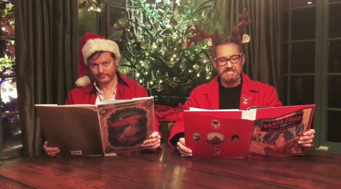 "Los actores de voz de Metal Gear Solid leen ""The Night Before Metal Gear"""
