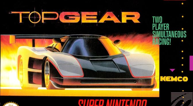 Retro Gaming: Top Gear SNES