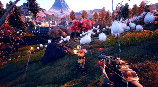 (C506) Obsidian presenta The Outer World en los Game Awards