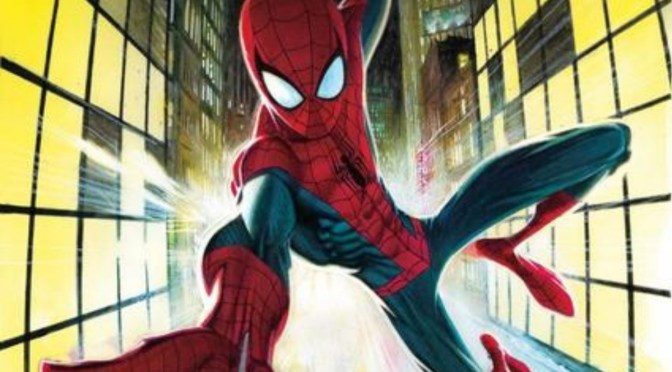 Friendly Neighborhood Spider-man: Adios Peter Parker The Spectacular Spider-man