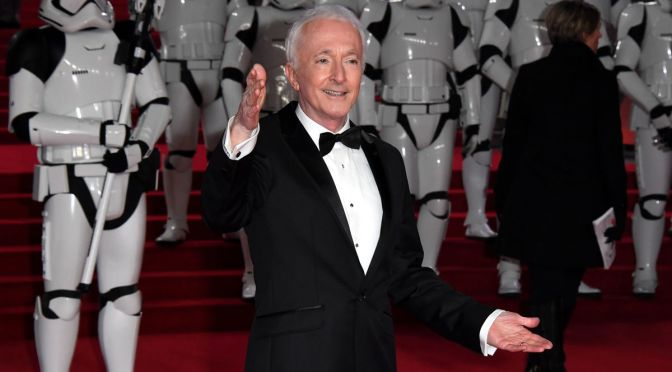 Anthony Daniels ha terminado sus escenas para Star Wars: Episode IX