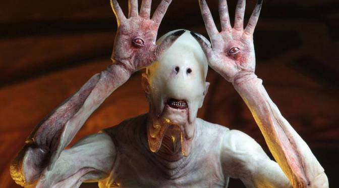 NECA Pan's Labyrinth​ Pale Man Action Figure is now available A MUST HAVE!