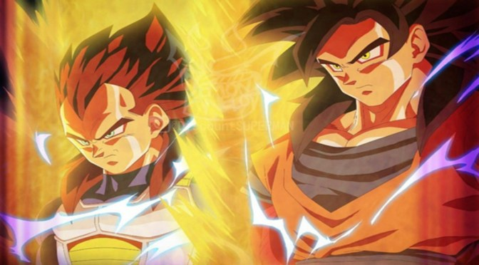 Dragon Ball Super: Broly abre la puerta para que el Super Saiyan 4 sea canon