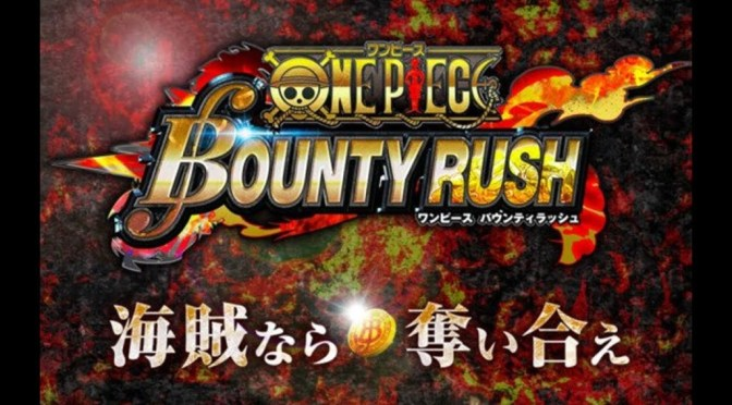 (C506) One Piece: Bounty Rush para smartphone llegará a occidente este año
