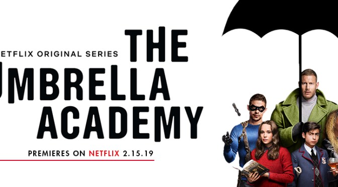 The Umbrella Academy, Netflix Original