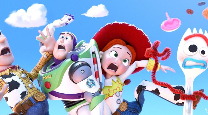 Disney announces a new trailer for Toy Story 4 in the NFL