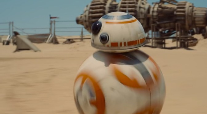 BB-8 ha completado producción de Star Wars: Episodio IX