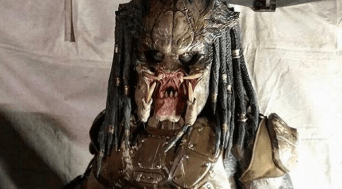 Check out this new NECA gallery based on its predator action figure!