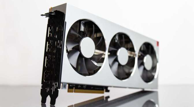 Filtraron la primera review de la AMD Radeon VII vs GeForce RTX 2080