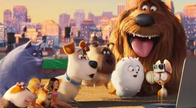 The Secret Life of Pets 2: ¡El trailer de Gidget!