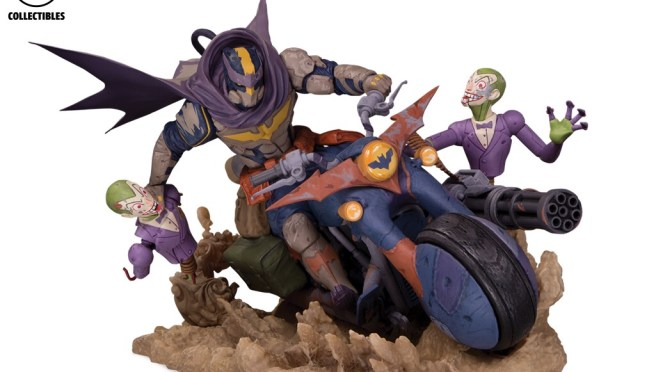 DC Collectibles Reveals NY Toy Fair 2019