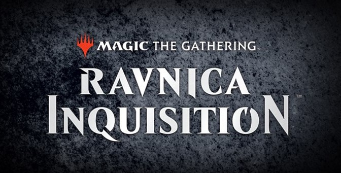 Help or Hinder Nicol Bolas on His Quest to Conquer Ravnica in Magic: The Gathering: Ravnica Inquisition
