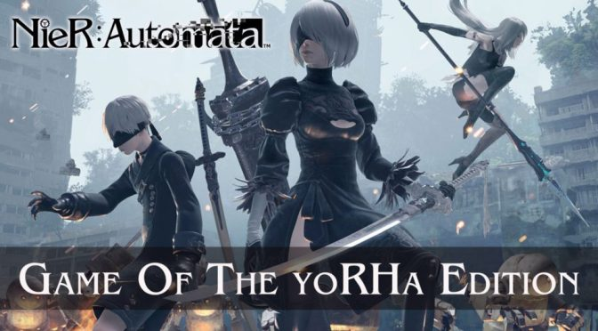 (C506) The World is ready for NieR: Automata Game of the YoRHa edition
