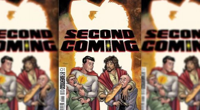 (C506) ¡DC Cancela Second Coming!