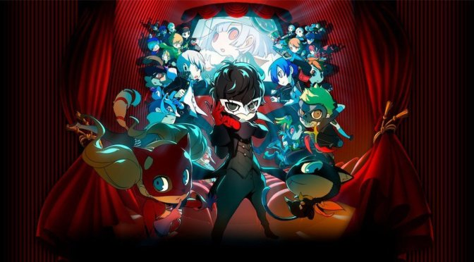 Mira la fecha en que Persona Q2: New Cinema Labyrinth llegará a occidente