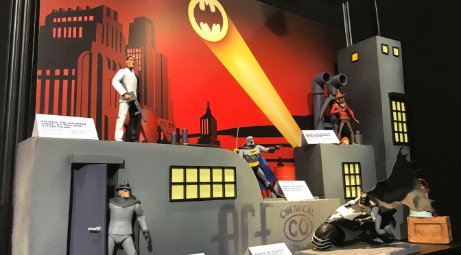 BTAS Action Figures Toy Fair 2019