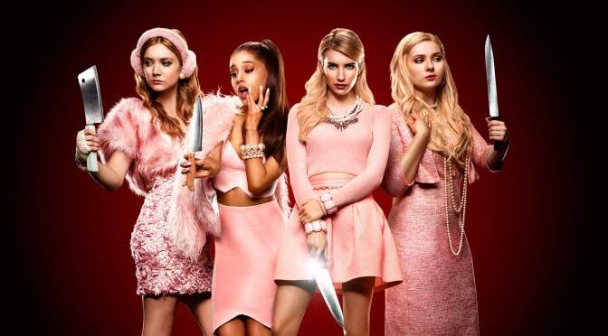 "We're back, idiots! ""Scream Queens"" podría regresar a la televisión"
