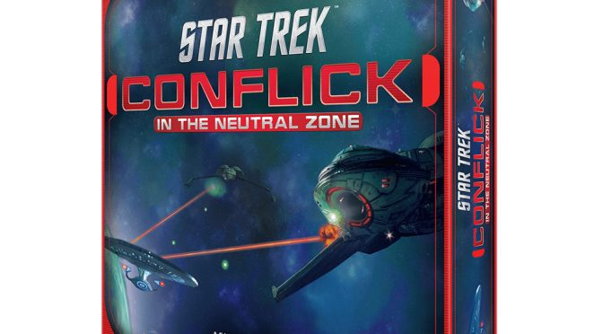 Take Control of the Neutral Zone in Star Trek: Conflick in the Neutral Zone—Coming Soon!