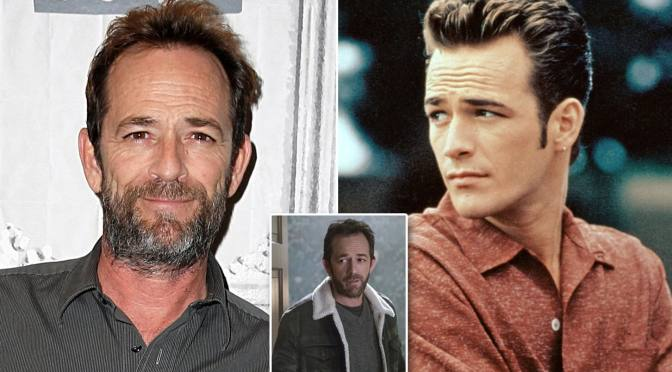 ULTIMO MOMENTO: ¡MUERE LUKE PERRY!