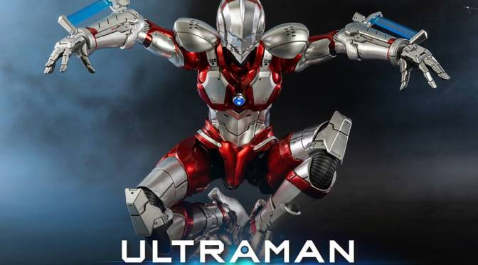 1/6 ULTRAMAN SUIT (Anime Version) collectible