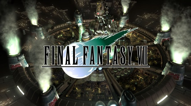 FINAL FANTASY VII el legendario RPG llega a Nintendo Switch y Xbox One