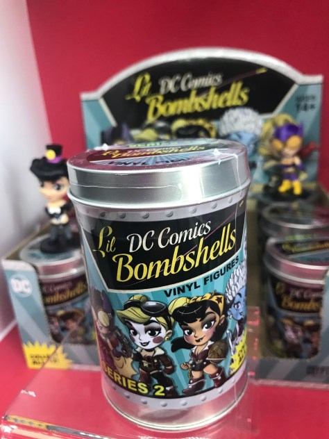 Lil DC Bombshell Canister