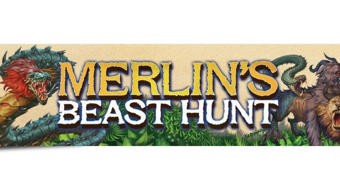 Build a Menagerie of Magical Monsters in Merlin's Beat Hunt — Coming Soon!