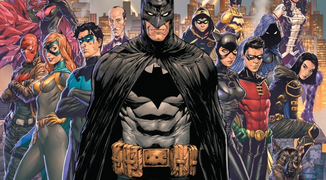 (Spoiler) Especial Detective Comics #1000: Batman's Greatest Case