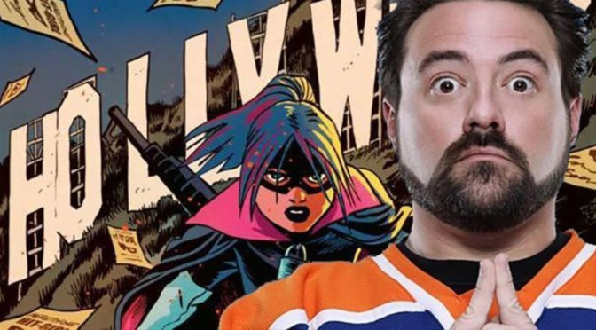 (C506) Hit-Girl Season two #1, regresa de la mano de Kevin Smith