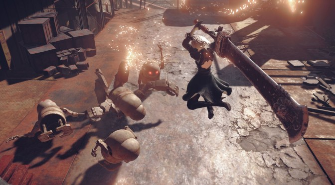 NieR: Automata game of the YoRHa Edition [REVIEW] – Square Enix
