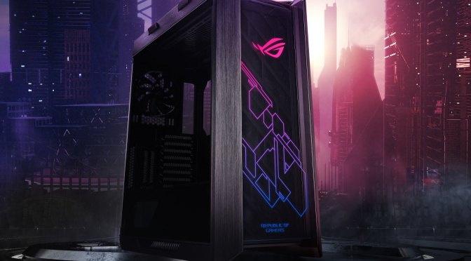 ASUS Republic of Gamers Anuncia ROG Strix Helios