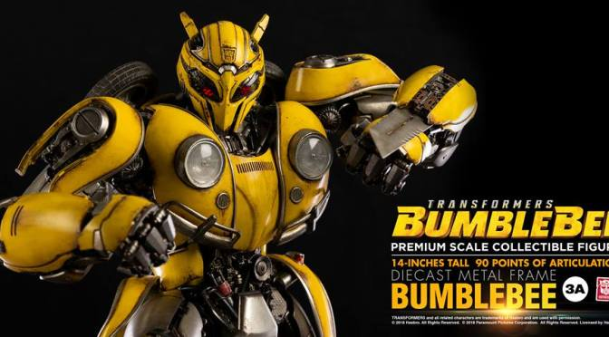 BUMBLEBEE TRANSFORMERS BUMBLEBEE Premium Scale Product Details