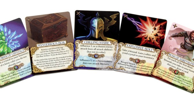 Mage Knight: Dual Color Cards Expansion —Available Now!