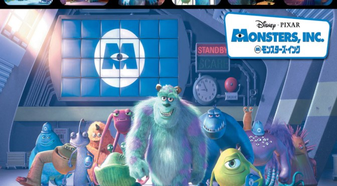 Monsters at work, la secuela de Monsters Inc. que muchos esperábamos