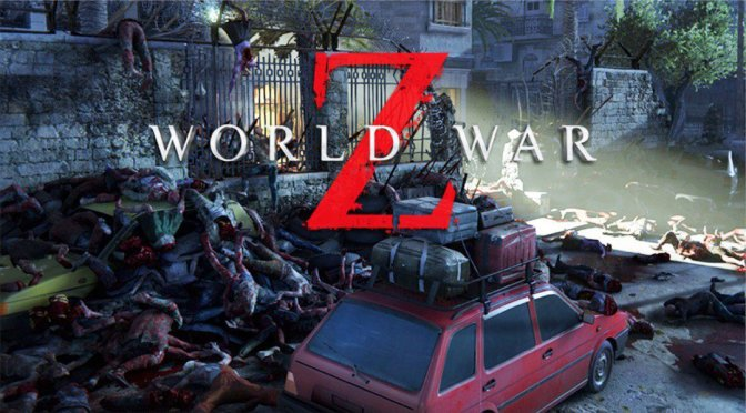 Fight the zombies with this new game, World War Z is now out