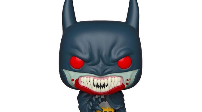 Get the new Batman 80th Red Rain Pop! figure